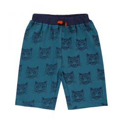 Lilly & Sid Cheetah Shorts