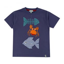Lilly & Sid Good Catch T-shirt