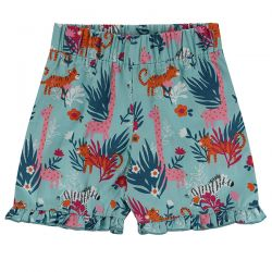 Lilly & Sid Safari Frill Shorts