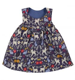 Lilly & Sid Reversible Woodland Dress