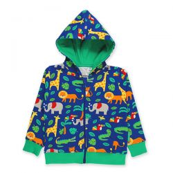 Toby Tiger Jungle Hoody