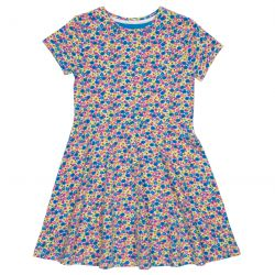 Kite Bee Ditsy Skater Dress