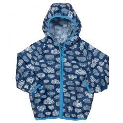 Kite Blue Puddlepack Jacket