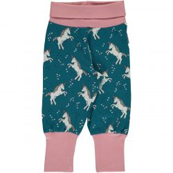 Maxomorra Unicorn Dreams Rib Pants