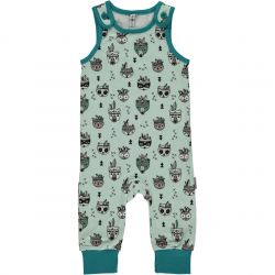 Maxomorra Animal Mix Playsuit