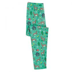 Frugi Libby Sika Deer Leggings