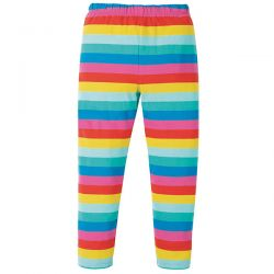 Frugi Libby Multi Stripe Leggings