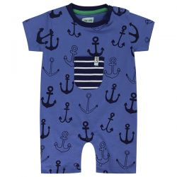 Lilly & Sid Anchor Romper