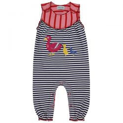 Lilly & Sid Duck Family Dungaree