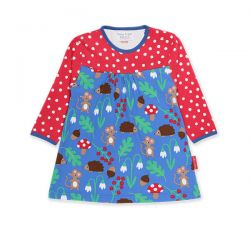 Toby Tiger Woodland Dress