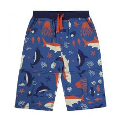 Lilly & Sid Sea Creature Board Shorts
