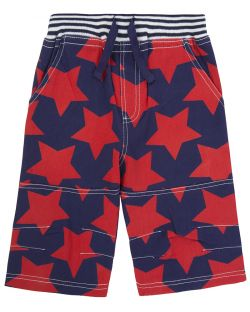 Lilly & Sid Star Board Shorts