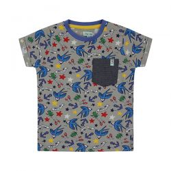 Lilly & Sid Tattoo Birds T-Shirt