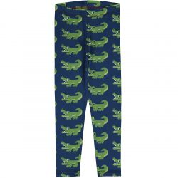 Maxomorra Crocodile Leggings