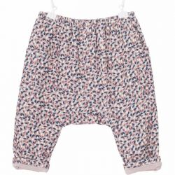 Miniature Luca Withered Rose Trousers