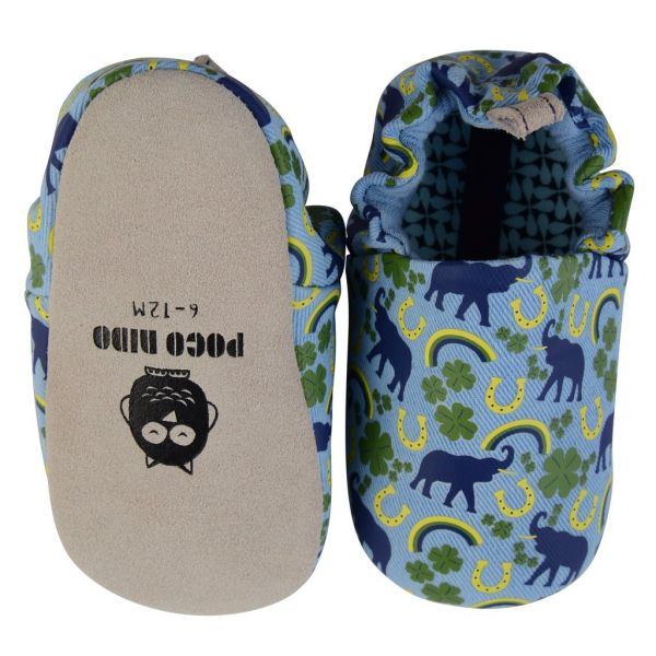 Poco Nido Lucky Elephant Shoes