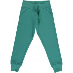 Maxomorra Teal Sweatpants