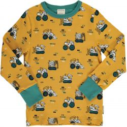 Maxomorra Brick Builders LS Top