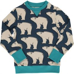 Maxomorra Polar Bear Sweatshirt