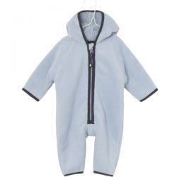 Miniature Adel Blue Fleece Suit