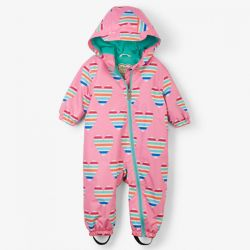 Hatley Multi Hearts Rainsuit