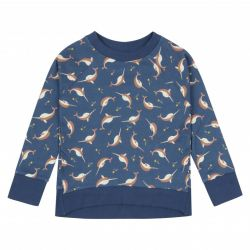 Piccalilly Narwhal Sweatshirt