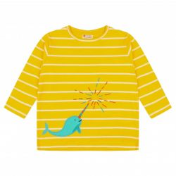 Piccalilly Narwhal Top