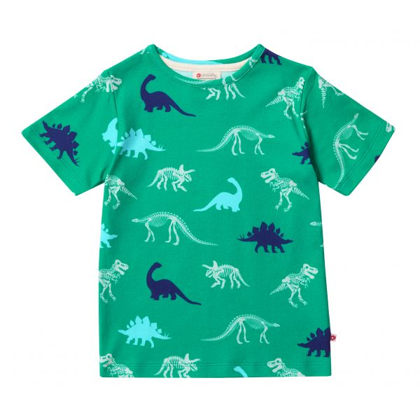 Piccalilly All Over Dino Print TShirt