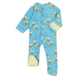 Piccalilly Bee Sleepsuit
