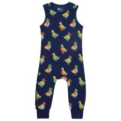 Piccalilly Duck Dungarees
