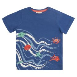 Piccalilly Sea Waves TShirt
