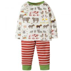 Frugi Oliver Hay Days Outfit