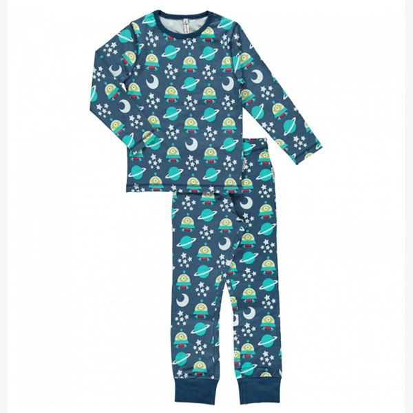 Maxomorra Spaceship Pyjamas