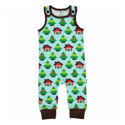 Maxomorra Forest Playsuit