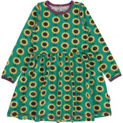 Maxomorra Sunflower Spin Dress
