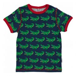 Maxomorra Crocodile T-Shirt