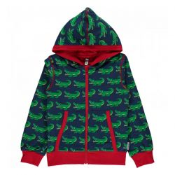 Maxomorra Crocodile Hoody