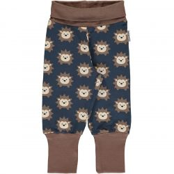 Maxomorra Hedgehog Rib Pants