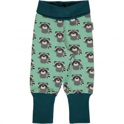 Maxomorra Raccoon Rib Pants