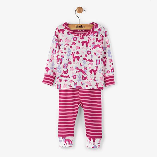 Hatley Woodland Mini PJs