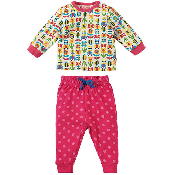 Frugi Bumble Bloom Pjs