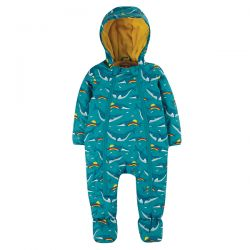 Frugi Rainbow Whale All in One