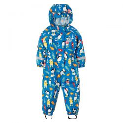Frugi Puffin Puddle Buster Suit