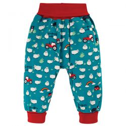 Frugi Sheepdogs Parsnip Pants