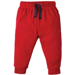 Frugi Mars Red Kneepatch Crawlers