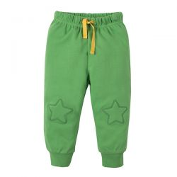 Frugi Field Green Playtime Crawlers