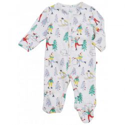 Piccalilly Xmas Sleepsuit