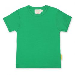 Toby Tiger Organic Green T-Shirt