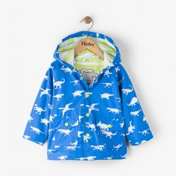 Hatley Dino Menagerie Baby Raincoat