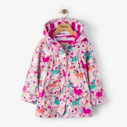 Hatley Roaming Horses Raincoat